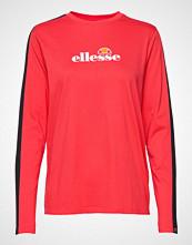 Ellesse El Orsola T-shirts & Tops Long-sleeved Rød ELLESSE
