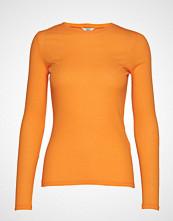Envii Envelda Ls Tee 5928 Strikket Genser Oransje ENVII