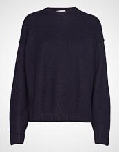 Hope Dover Sweater Strikket Genser Blå HOPE