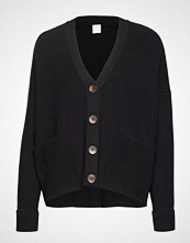 Boss Casual Wear Imellia Strikkegenser Cardigan Svart BOSS CASUAL WEAR