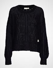 Odd Molly Mystery Fields Sweater Strikket Genser Svart ODD MOLLY
