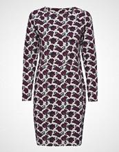 Nanso Ladies Dress, Asteri Knelang Kjole Multi/mønstret NANSO