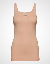 By Malene Birger Tsh5002s91 T-shirts & Tops Sleeveless Rosa BY MALENE BIRGER