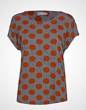 Fransa Frfiround 1 Top T-shirts & Tops Short-sleeved Oransje FRANSA