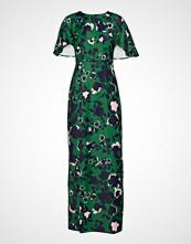 By Malina Mea Dress Maxikjole Festkjole Grønn BY MALINA