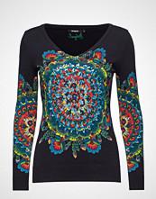 Desigual Jers Ennis T-shirts & Tops Long-sleeved Svart DESIGUAL