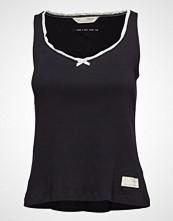 Odd Molly Take A Bow Tank Top T-shirts & Tops Sleeveless Svart ODD MOLLY