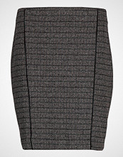 Esprit Casual Skirts Knitted Kort Skjørt Svart ESPRIT CASUAL