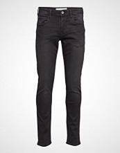 Esprit Casual Pants Denim Slim Jeans Svart ESPRIT CASUAL