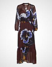 InWear Kalistaiw Long Dress Maxikjole Festkjole Multi/mønstret INWEAR