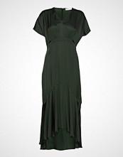 InWear Zilliiw Dress Maxikjole Festkjole Grønn INWEAR