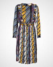 Minus Kenzie Dress Knelang Kjole Multi/mønstret MINUS