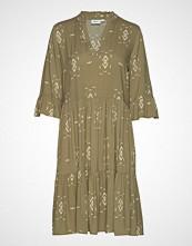 Saint Tropez Edasz Dress Knelang Kjole Grønn SAINT TROPEZ