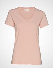 American Vintage Fuzycity T-shirts & Tops Short-sleeved Rosa AMERICAN VINTAGE