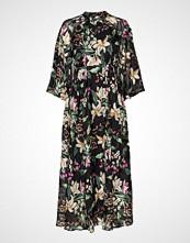 Yas Yastropy Ancle Dress - Da Maxikjole Festkjole Multi/mønstret YAS