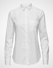 Filippa K Classic Stretch Shirt Langermet Skjorte Hvit FILIPPA K