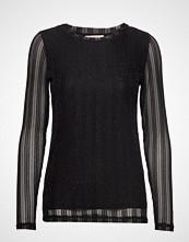 Cream Zoecr Long Sleeve T-Shirt T-shirts & Tops Long-sleeved Svart CREAM
