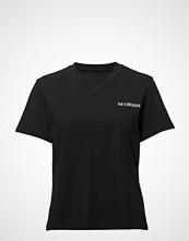 HAN Kjøbenhavn Casual Tee T-shirts & Tops Short-sleeved Svart HAN KJØBENHAVN