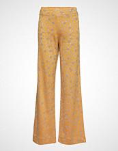 Stine Goya Magic, 560 Mervidelux Knit Vide Bukser Gul STINE GOYA