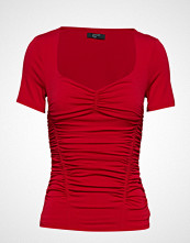 Marciano by GUESS Selma Top T-shirts & Tops Short-sleeved Rød MARCIANO BY GUESS
