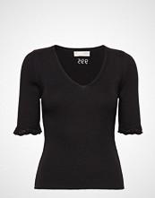 Odd Molly In Order But Wild Sweater Strikket Genser Svart ODD MOLLY