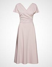 Residus Anis Dress Knelang Kjole Rosa RESIDUS