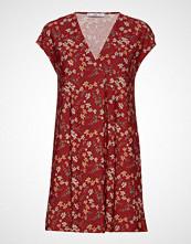 Mango V-Neckline Dress Kort Kjole Rød MANGO
