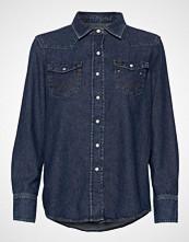 Wrangler 27ww Langermet Skjorte Blå Wrangler