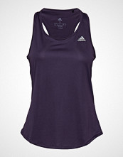 Adidas Performance Run It Tank W T-shirts & Tops Sleeveless Blå ADIDAS PERFORMANCE