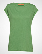 Coster Copenhagen Basic Tee T-shirts & Tops Short-sleeved Grønn COSTER COPENHAGEN