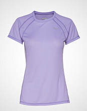 Saucony Wmns Hydralite Ss T-shirts & Tops Short-sleeved Lilla SAUCONY