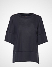 Morris Lady Alicia Jersey Top T-shirts & Tops Short-sleeved Blå MORRIS LADY