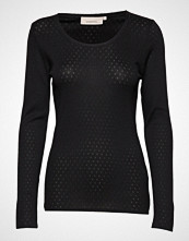 Noa Noa T-Shirt T-shirts & Tops Long-sleeved Svart NOA NOA