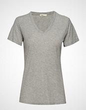 Levete Room Lr-Any T-shirts & Tops Short-sleeved Grå LEVETE ROOM