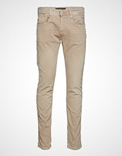 Replay Anbass Slim Jeans Beige REPLAY