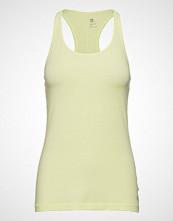 GAP Gapfit Breathe Racerback Tank T-shirts & Tops Sleeveless Gul GAP