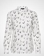 Nanso Ladies Shirt, Uu Langermet Skjorte Hvit NANSO