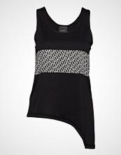 Puma Bold Logotank T-shirts & Tops Sleeveless Svart PUMA