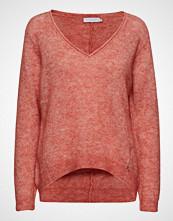 Coster Copenhagen Sweater W. V-Neck In Crystal Mohair Strikket Genser Rosa COSTER COPENHAGEN