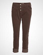 Please Jeans C Baby Cod Bukser Med Rette Ben Brun PLEASE JEANS
