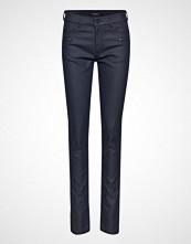 Andiata Graze Trousers Slim Jeans Blå ANDIATA