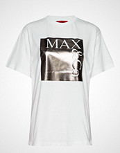Max & Co. Tee T-shirts & Tops Short-sleeved Hvit MAX&CO.