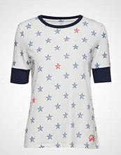GAP Gap Fourth Tee T-shirts & Tops Short-sleeved Hvit GAP