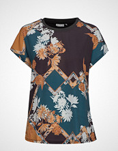 Fransa Frfimix 1 Blouse T-shirts & Tops Short-sleeved Multi/mønstret FRANSA