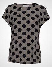 Fransa Frfiround 1 Top T-shirts & Tops Short-sleeved Grå FRANSA
