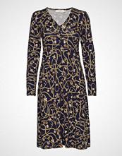 Cream Chamilla Dress Knelang Kjole Multi/mønstret CREAM