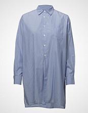 Hope Coast Shirt Langermet Skjorte Blå HOPE
