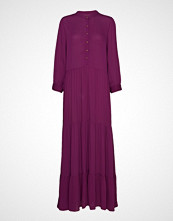 Lollys Laundry Nee Dress Maxikjole Festkjole Lilla LOLLYS LAUNDRY