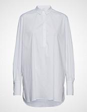Munthe Harlow Langermet Skjorte Hvit MUNTHE