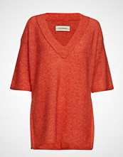 By Malene Birger Imenio T-shirts & Tops Short-sleeved Oransje BY MALENE BIRGER